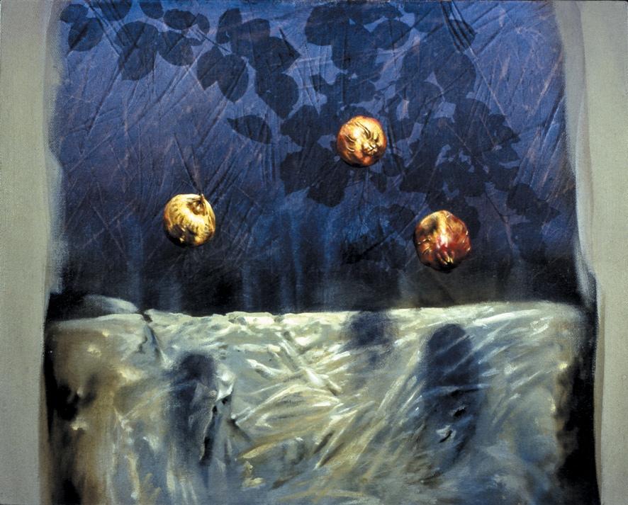 senki - maslo na platno 1998