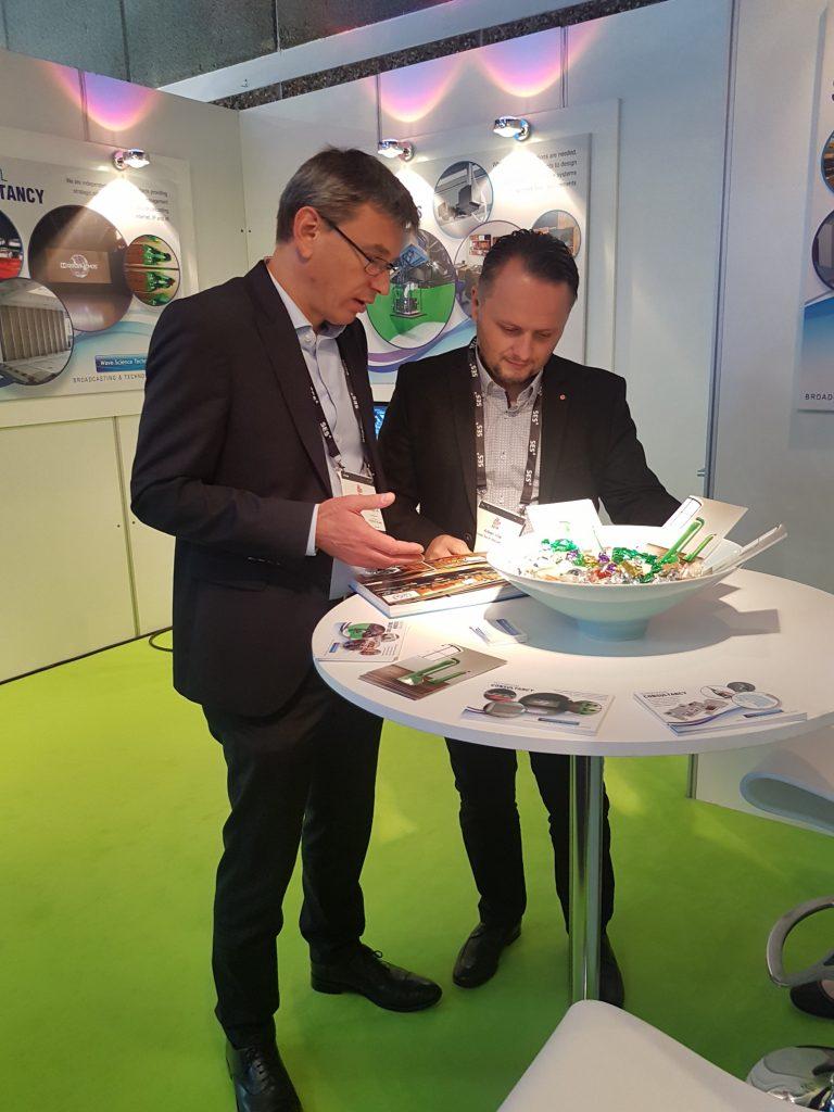 Kompanitë IKT nga Maqedonia e Veriut në panairin IBC në Amsterdam