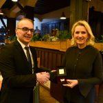 Milloshoski në Shkup takon Kodhelin: Biseduam për integrimin dhe vetting-un