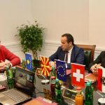 Ministri Xhemaili: Kompani nga Kosova të interesuara të investojnë në Maqedoninë e Veriut