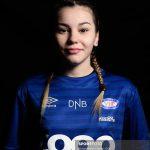 Argjenta Emini futbollistja nga Tetova që me sukses luan futboll në Norvegji