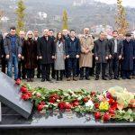 25 Vjet UT – Homazhe për themeluesin, Rektorin e parë e historik Prof. Dr. Fadil Sulejmanin dhe dëshmorin e arsimit shqip, Abdylselam Eminin