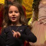 """Tuana Bushi, fituese e festivalit për fëmijë """" Bletëzat 2019″"""