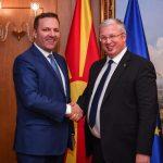 Maqedonia e Veriut thellon bashkëpunimin me Federatën Ruse